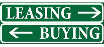 leasing types - leasing vs. buying