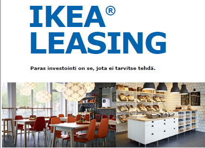 Ikea Will Offer Furniture Leasing Online Leasing