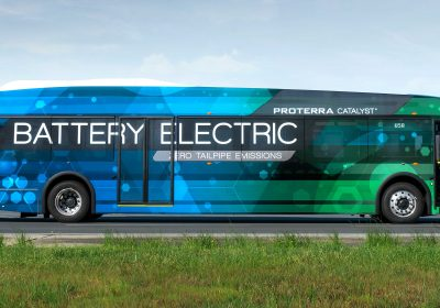Proterra batery leasing bus 1