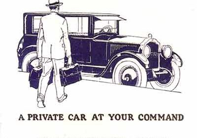the beginning of car leasing