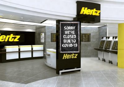 Hertz is closed